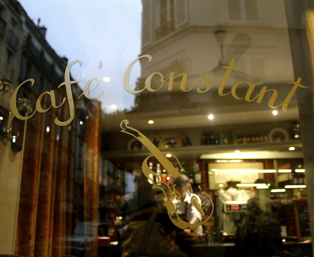 restaurante paris cafe constant