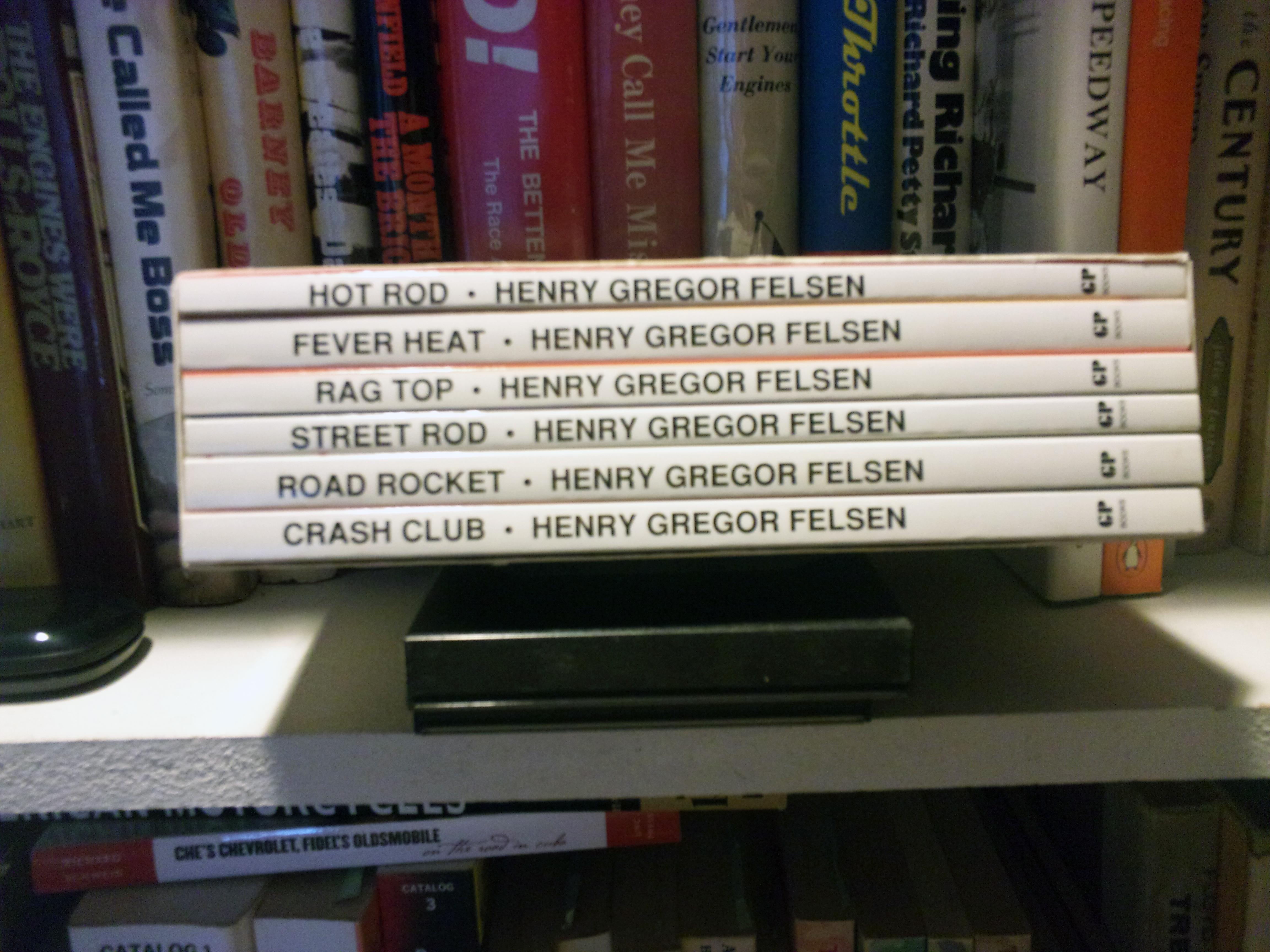 HGF Titles