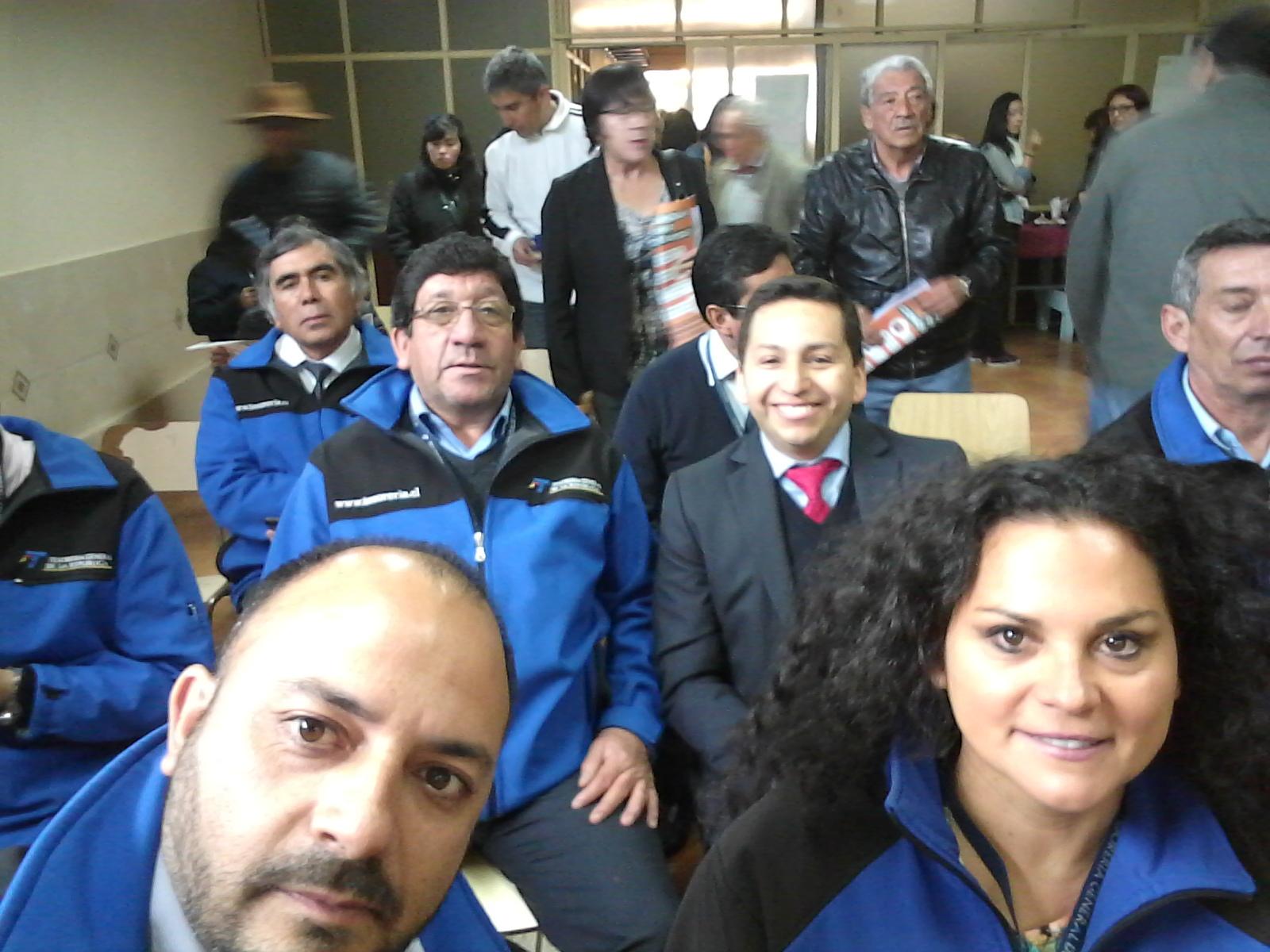 AET en Paro Nacional de 72 horas - 26 Octubre 2016