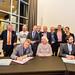 Ondertekening Manifest Vluchtelingen en Statushouders gemeenteraad Zeist