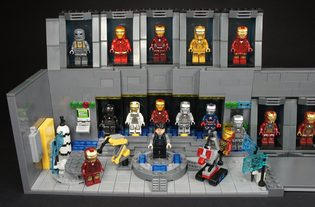 All Lego Iron Man Suits | www.imgkid.com - The Image Kid ...