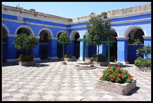 Arequipa - Couvent Ste Cécile