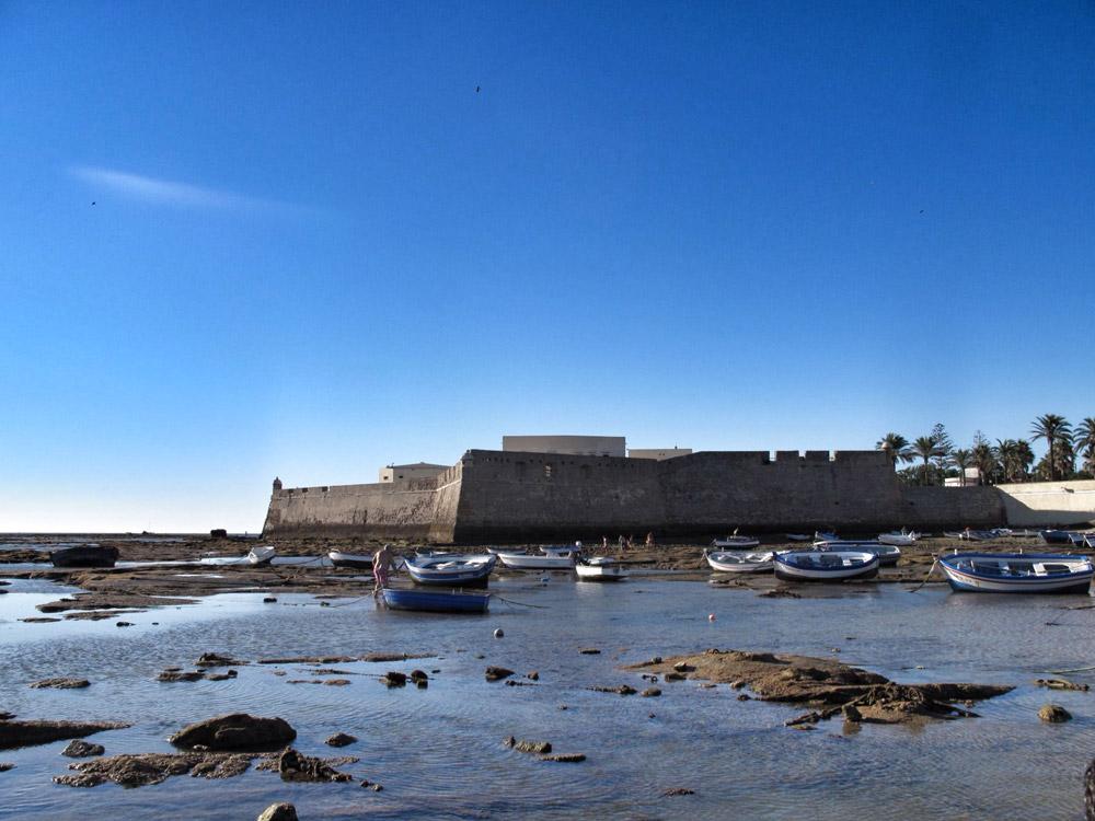 castillo santa catalina_cadiz_ingeniero_cristobal rojas_arquitectura defensiva_