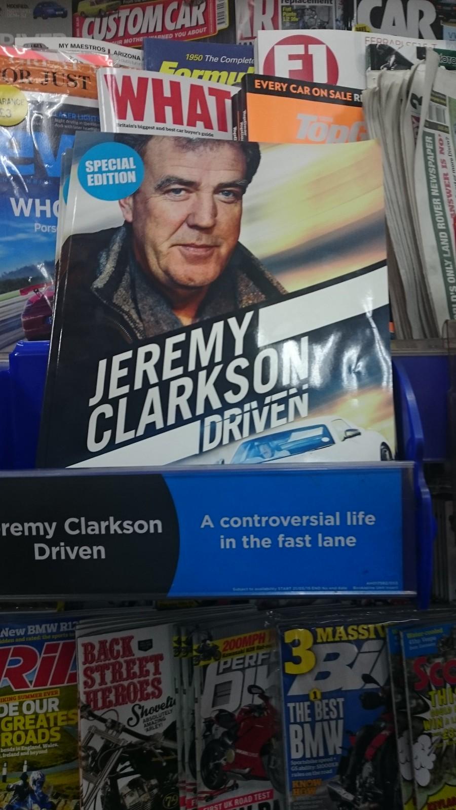 Jeremy Clarkson - Driven