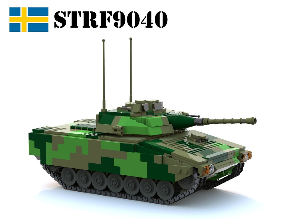 stridsfordon 9040