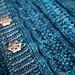 Acorn Trail sweater detail