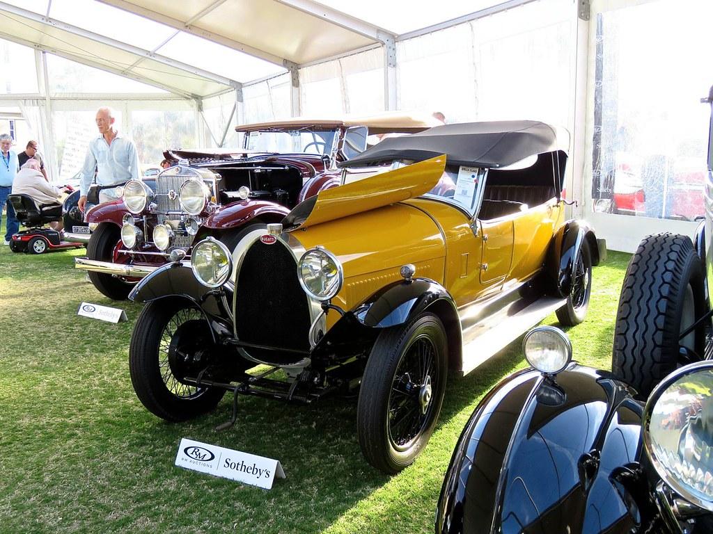 Bugatti Type 30 Tourer 4