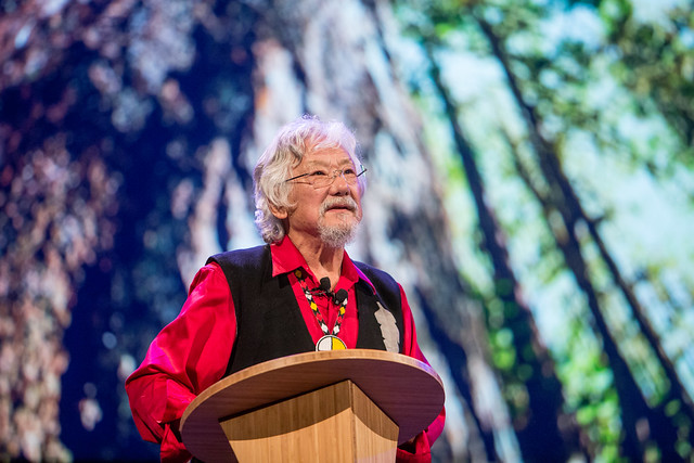 David Suzuki Climate Change Impacts