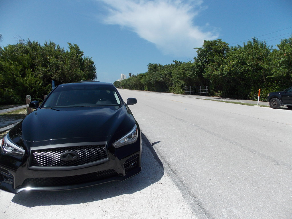 Blacked out Infiniti Q50S in Jupiter Fl | This absolutely ...