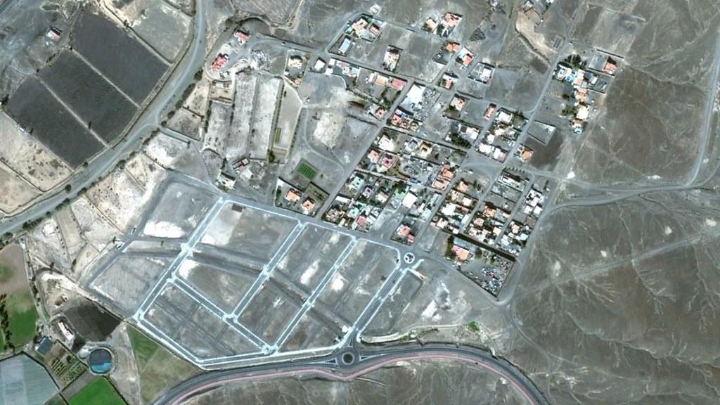 barrio panchito ramos, fuerteventura, las palmas, that's racist, después, urbanismo, planeamiento, urbano, desastre, urbanístico, construcción, rotondas, carretera