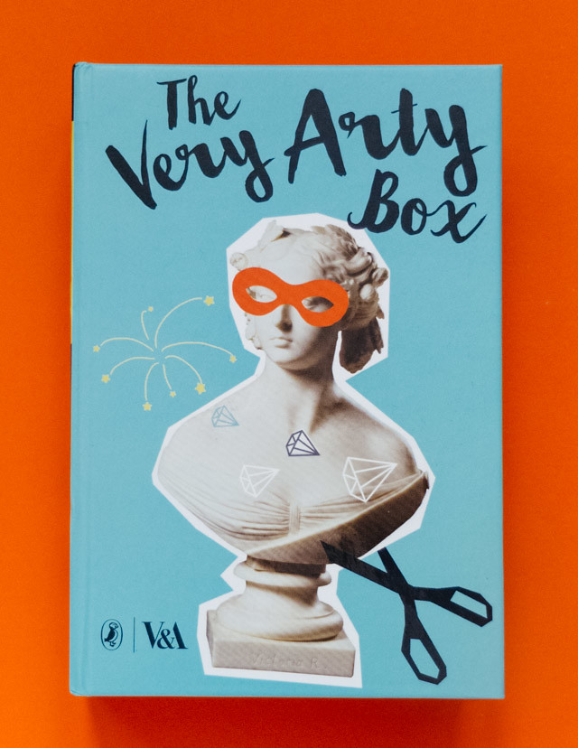 the very arty box | book review
