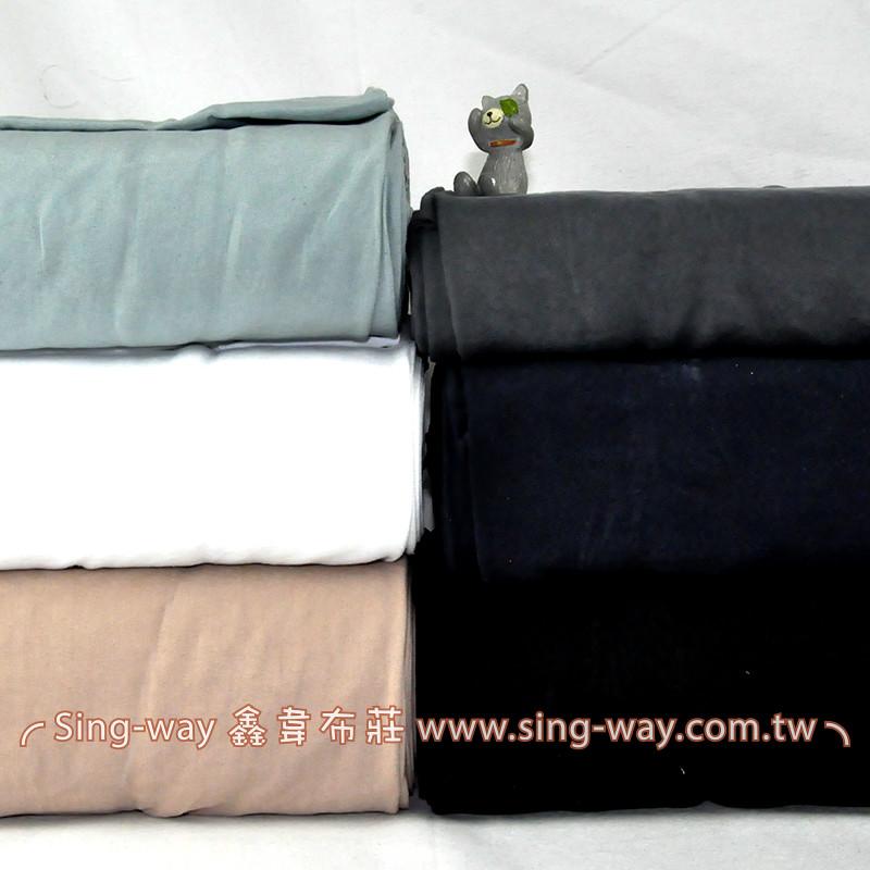 素面天絲棉 簡約無印 禪風 中國服裝布料 FA1290010