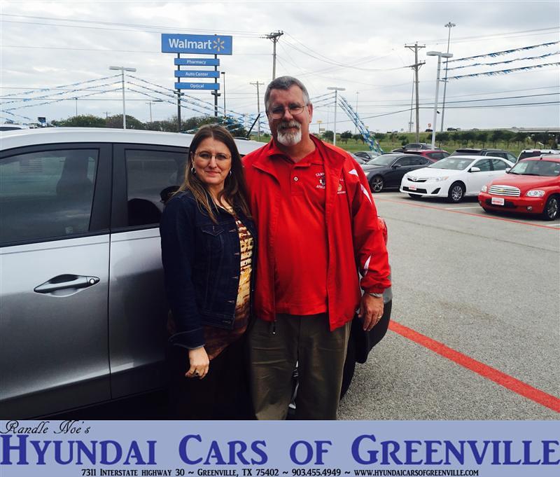 Hyundai Greenville Sc: Congratulations To Gregory Williams On Your #Hyundai #Tucs