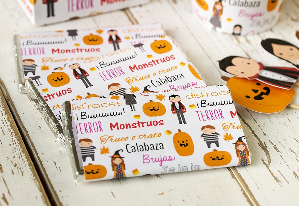 Imprimibles gratuitos para Halloween