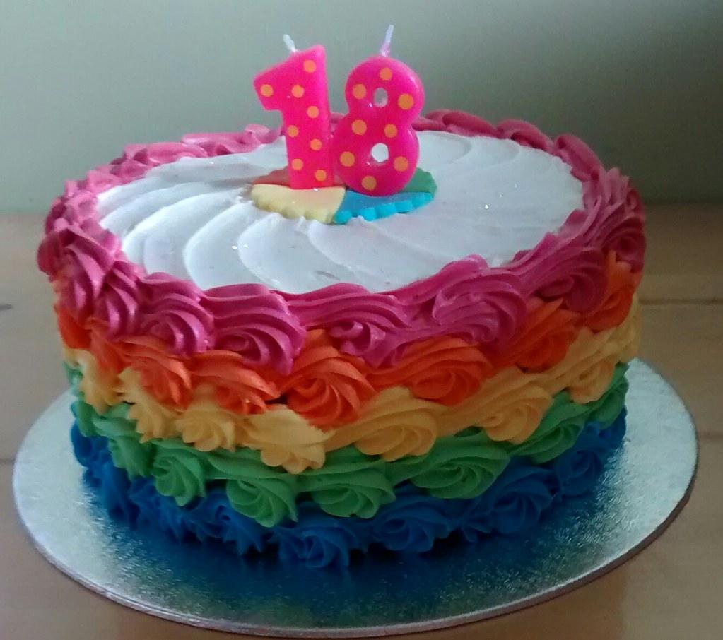 Buttercream Frosting Cake Designs