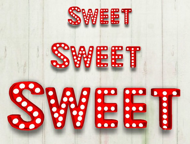 Glorys Sweet Treat Shop Sign Flickr