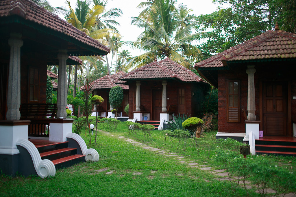 Villas | 喀拉拉邦 瓦卡拉 Varkala, Kerala, India | Feng Zhong | Flickr