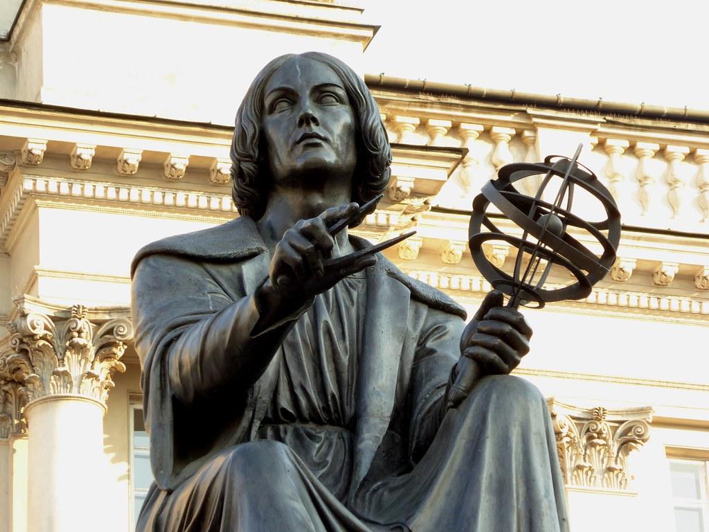 Nicolaus Copernicus Monument | en.wikipedia.org/wiki ...