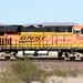 BNSF Locomotive - 7535