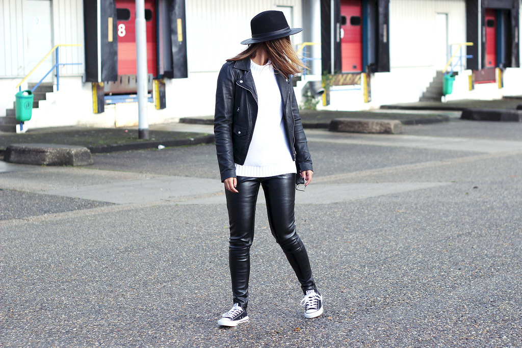 all black converse outfit - photo #41