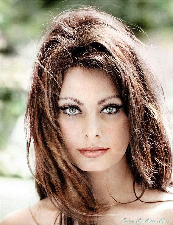 Sophia Loren, Image source: https://flic.kr/p/q4bNmt