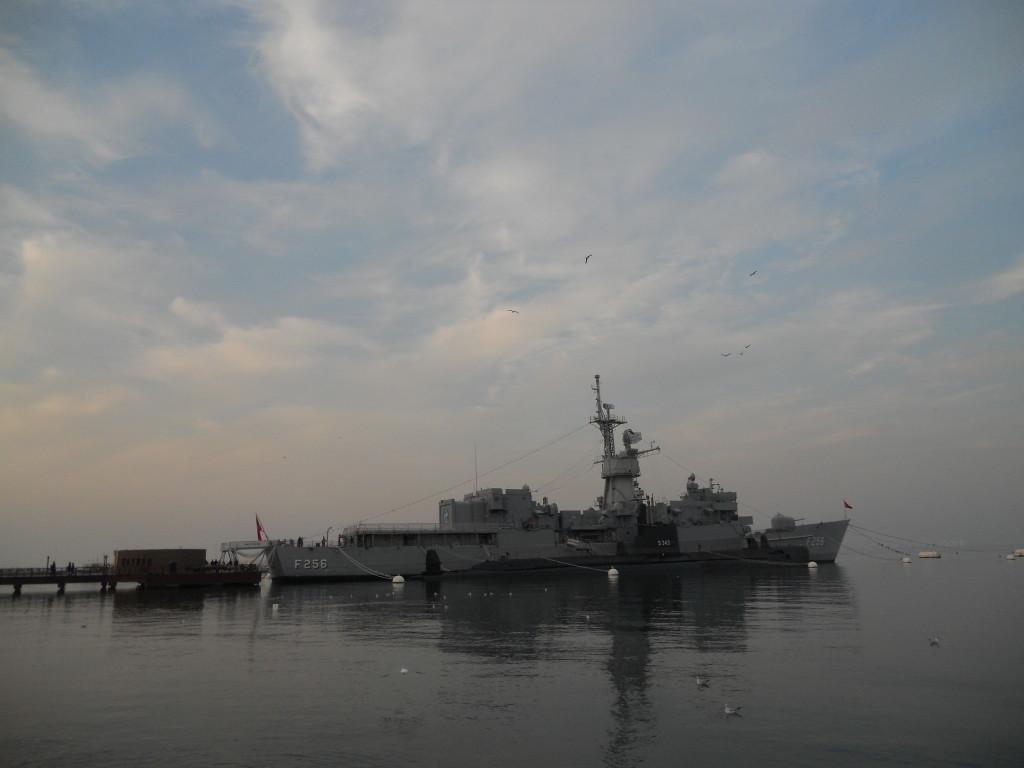 軍艦博物館