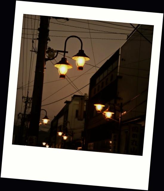 0181 黄昏の路地裏で