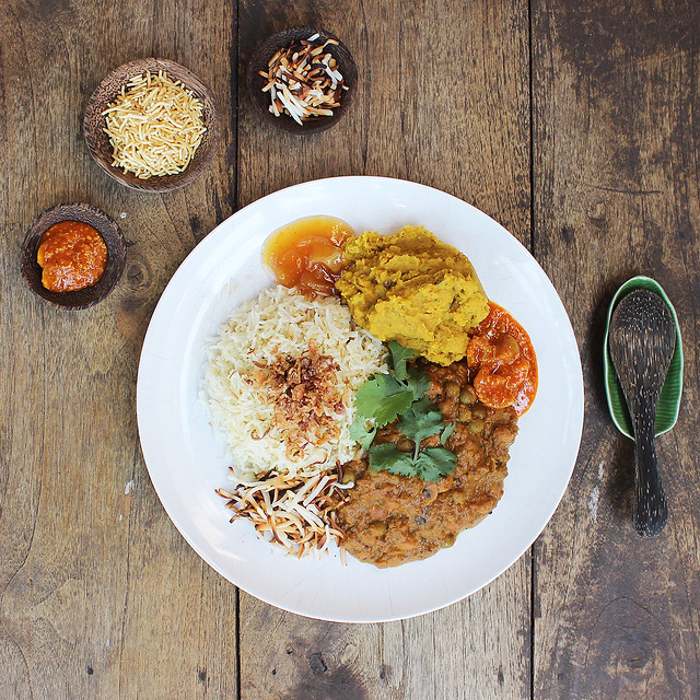Indian Mixed Vegetable Curry