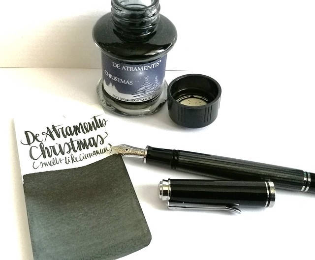 Pelikan M405 Stresseman with DA Christmas
