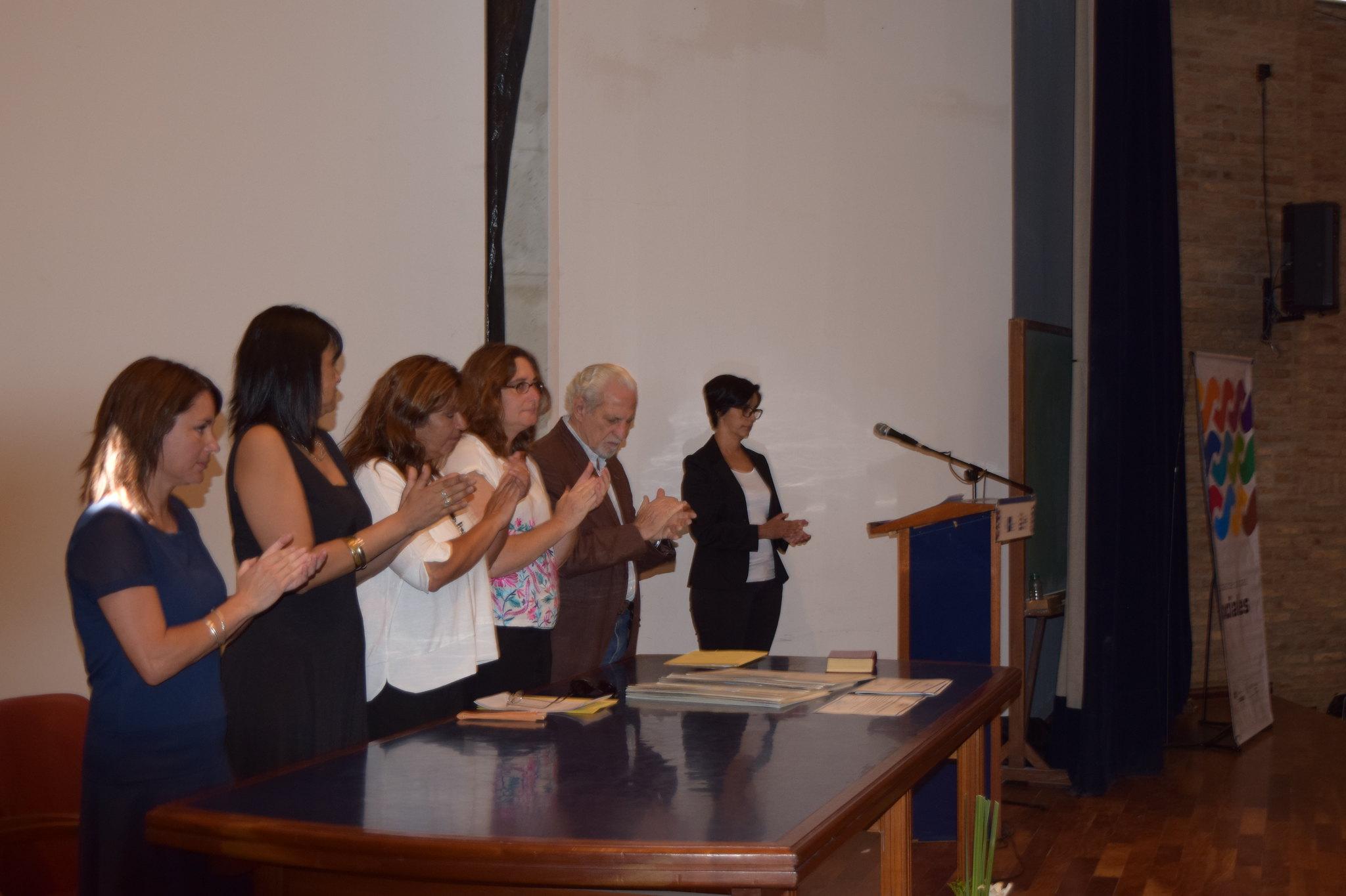 Egresados por Posgrado recibieron sus diplomas de la Facultad de Ciencias Sociales