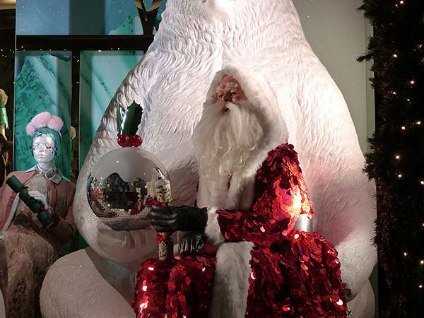 le pudding du père Noël
