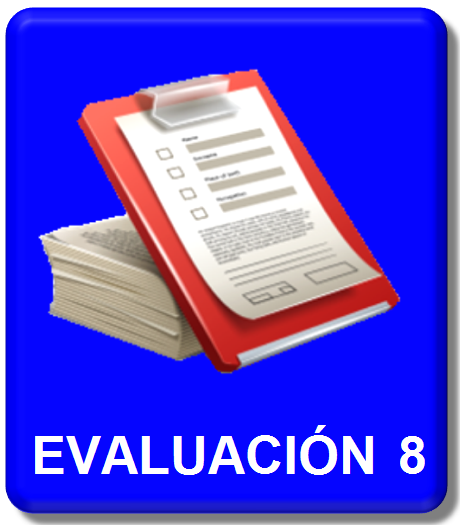 evaluacion 8
