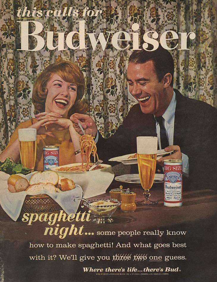Bud-1962-this-calls-for-spaghetti-night
