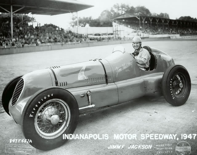 Jimmy Jackson 1947 Indy New In 1928 Fd Miller For Boyle