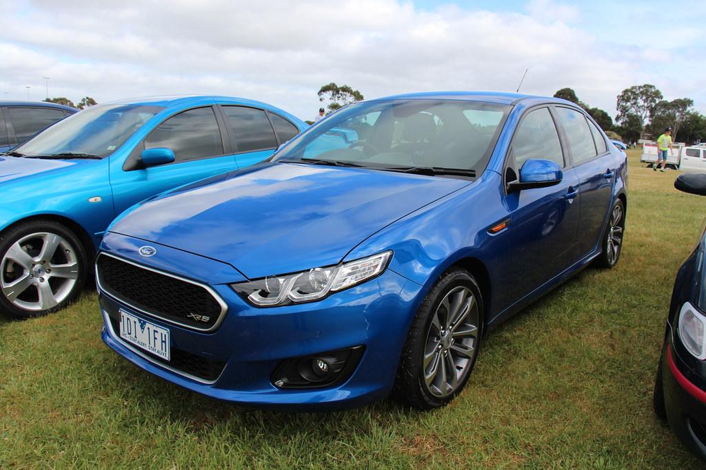 2016 Ford Cars >> 2015 Ford Falcon FG-X XR6 Sedan | Kinetic. The FG-X Falcon w… | Flickr