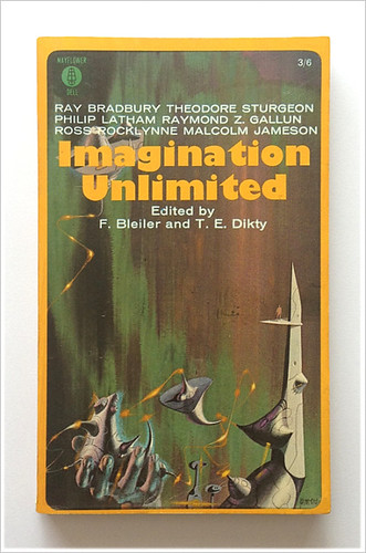 Anthology - Imagination Unlimited