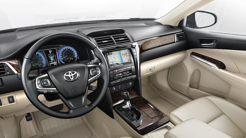 Toyota Camry 2014 Interior Toyota Motor Europe Flickr