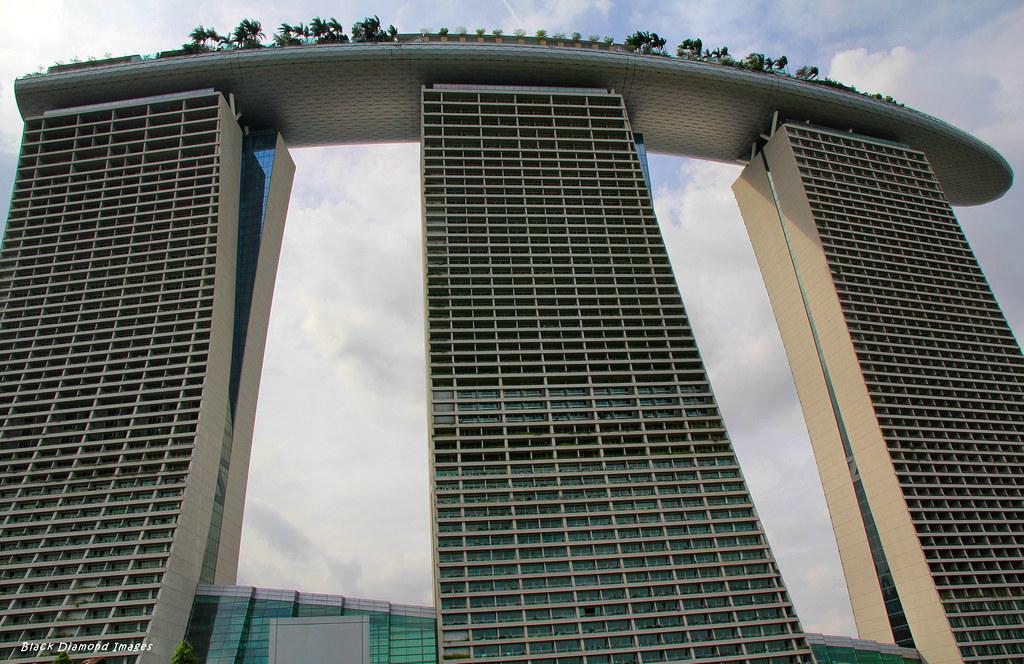 Marina Bay Sands Hotel Marina Bay Singapore Copyright