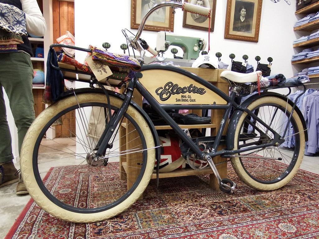 electrique un v lo am ricain pour vieux bikers flickr. Black Bedroom Furniture Sets. Home Design Ideas