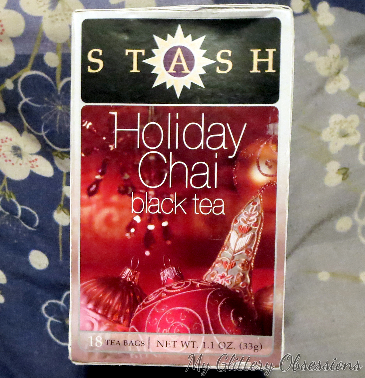 holiday chai