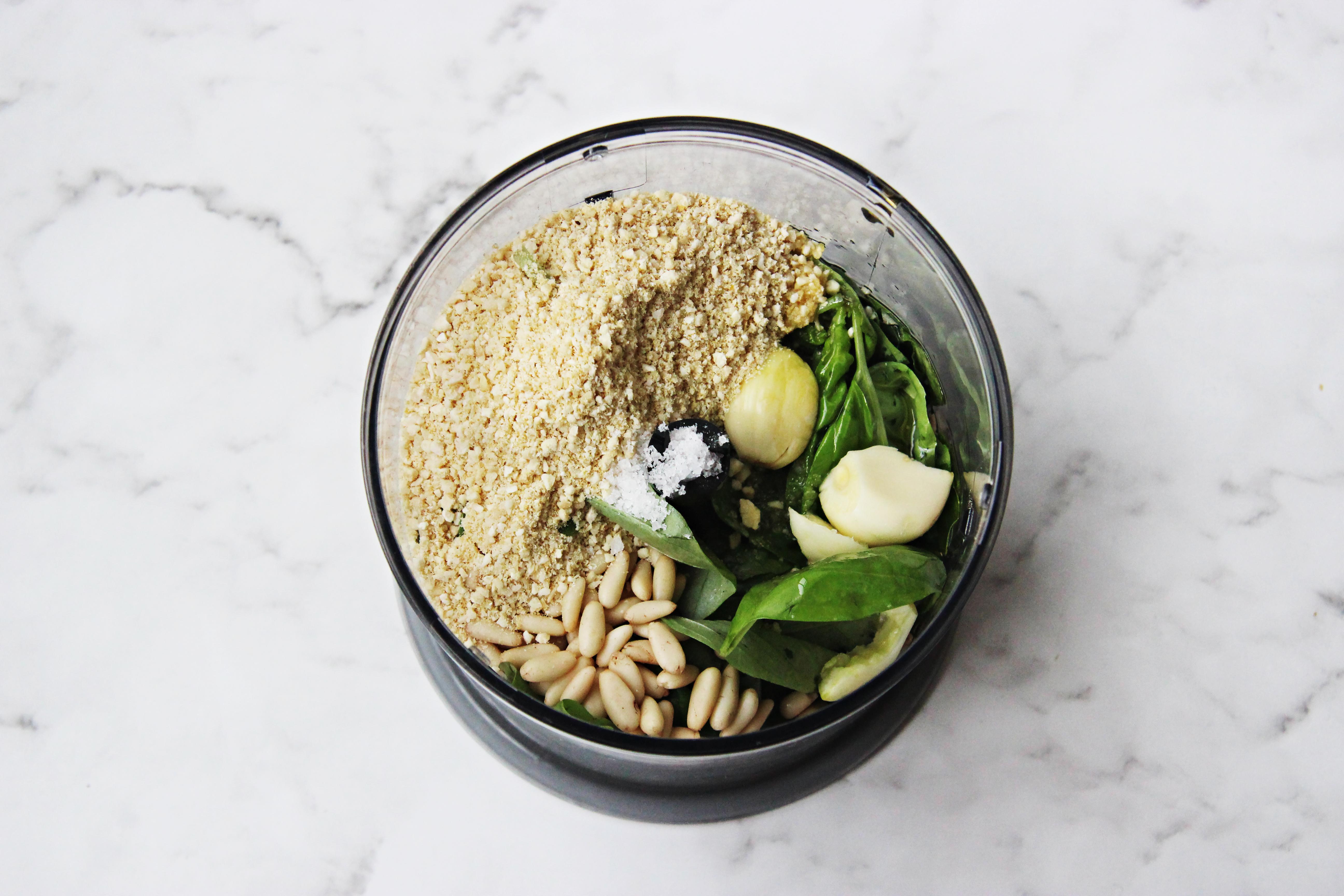 Pesto Vegano / Vegan Pesto