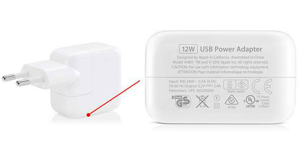 Fake Apple chargers are not safe