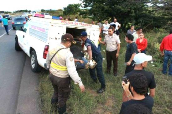 En Puerto Ordaz hombre golpea a su mamá porque una 'entidad extraña' le pidió que la matara