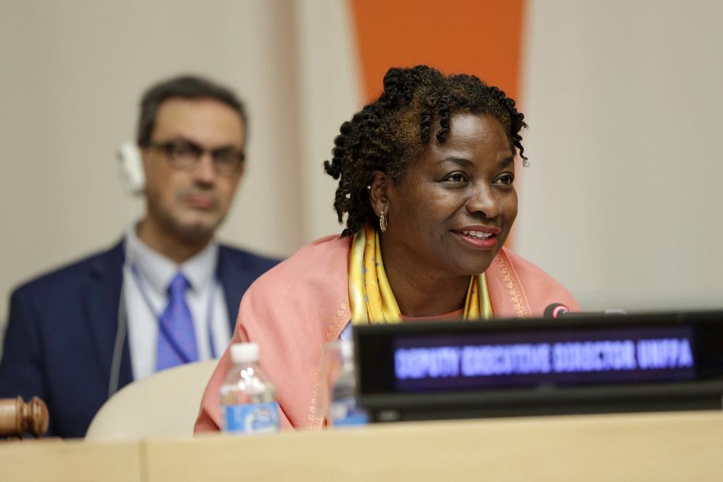 Dra. Natalia Kanem de Panamá, nueva Directora Ejecutiva del Fondo de Población de las Naciones Unidas