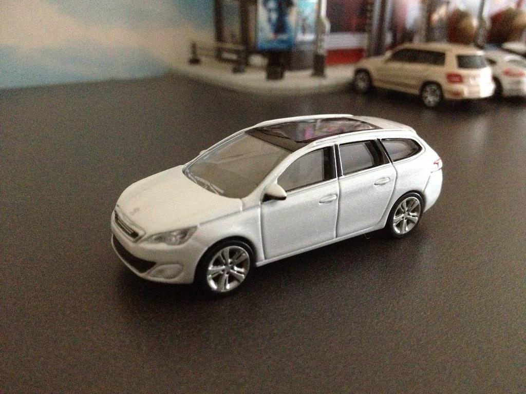 Peugeot 308 Sw Norev 1 64 Diecast Flickr