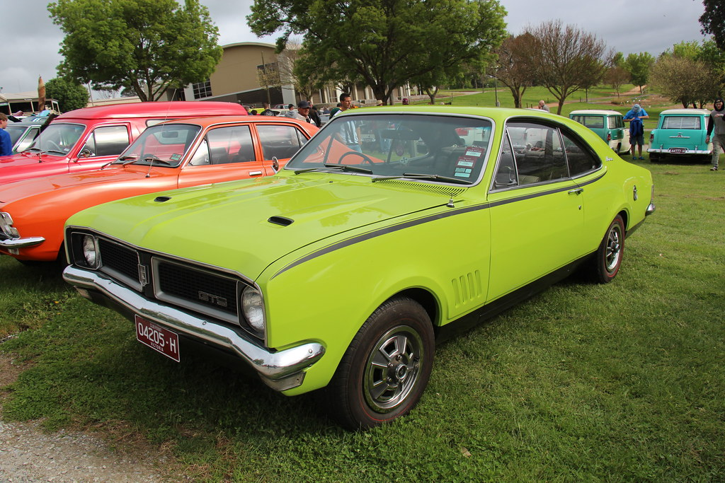1971 monaro