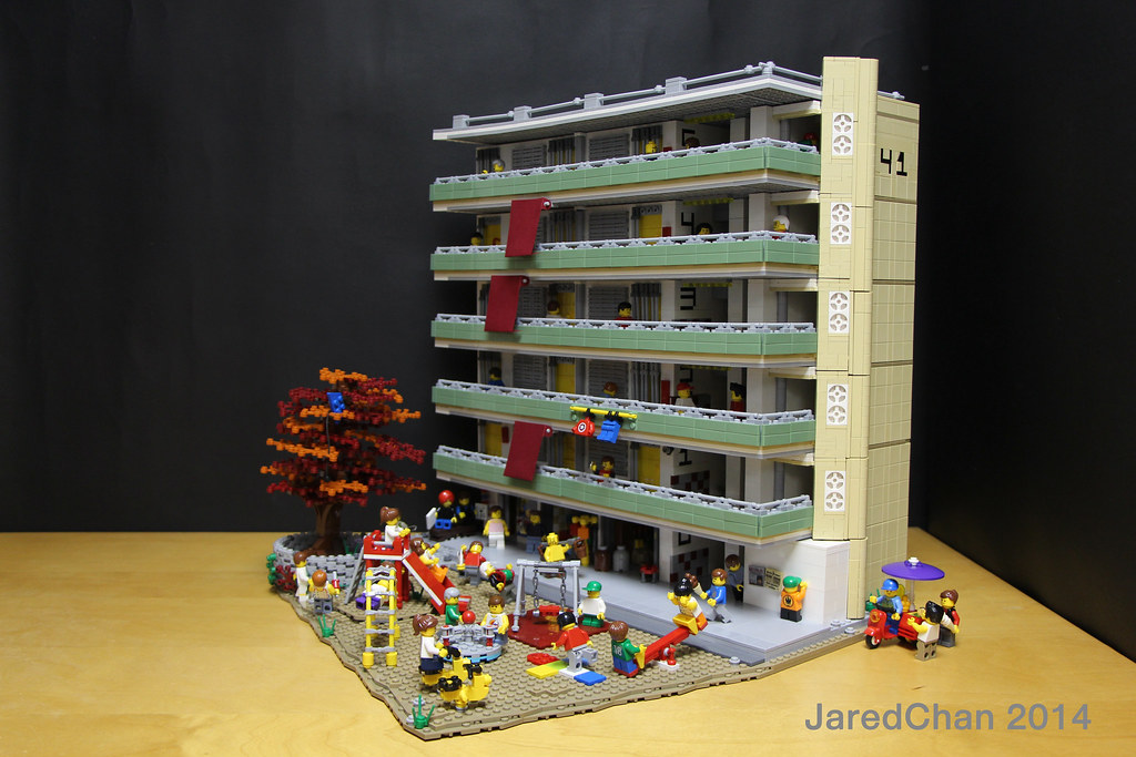 Our Public Housing - Jared Chan