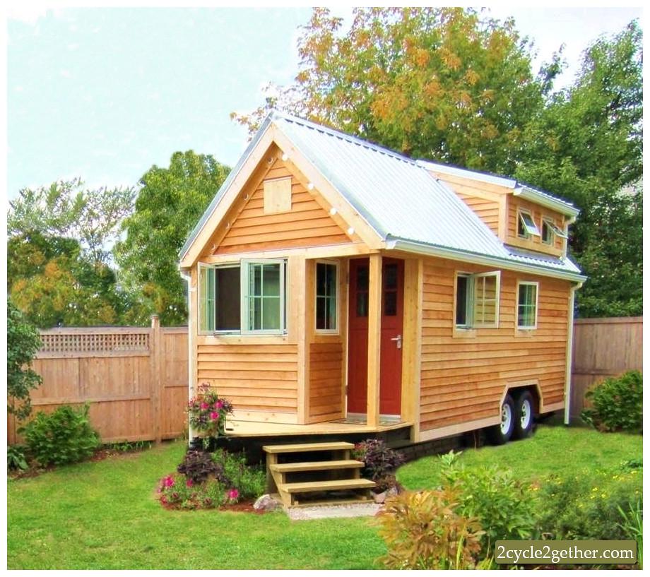 Sheila & Kai's Tiny House