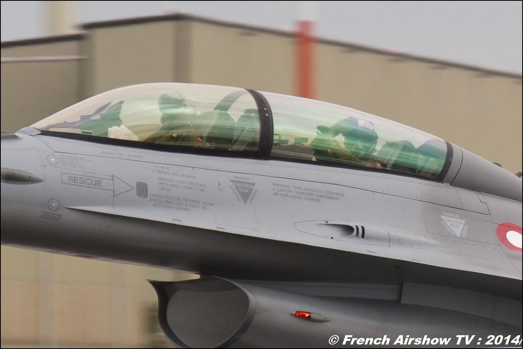 F-16 Danois , RIAT , Fairford , Royal International Air Tattoo 2014 , Meeting Aerien Air Tattoo , Meeting Aerien 2014