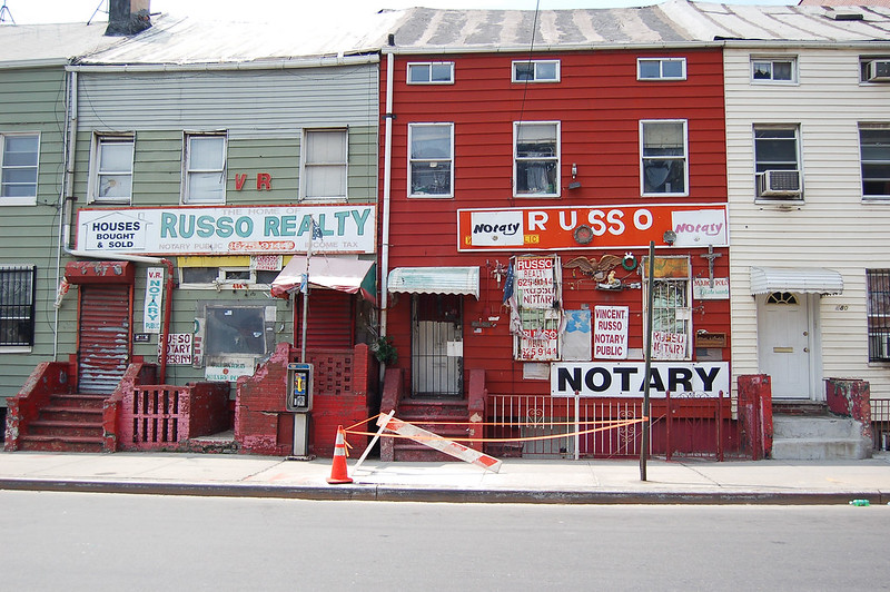 Russo Realty & Notary Taken in 2007